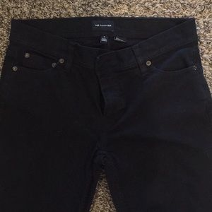 The Limited Black jeans size 6. EUC
